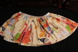 Harry Potter design skirt for adult baby